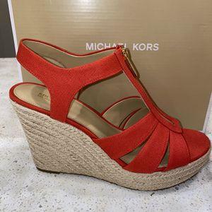 Women's Size 9 1/2 Michael Kors Shoes for Sale in Boca Raton, FL