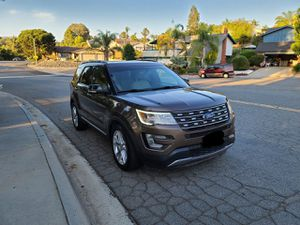 Ford Explorer 2016 XLT for Sale in Lakeside, CA