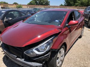 2016 Hyundai Elantra Parts ****Auto Parts for Sale in Dallas, TX