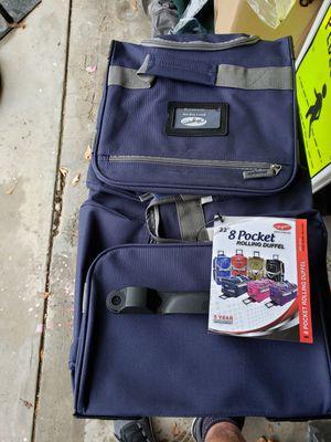 Rolling Duffle Bag for Sale in Clovis, CA