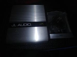 JL Audio JX500/1D monoblock Class D amplifier - cash only! for Sale in La Vergne, TN
