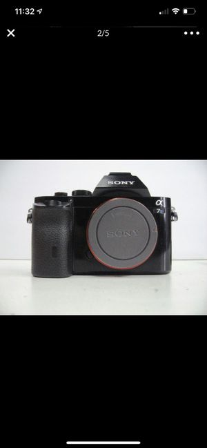 Sony A7s mark 1 with zoom lens for Sale in Los Angeles, CA