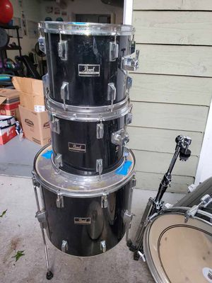 Pearl Export drum set for sale ( Shells Only) for Sale in Marietta, GA