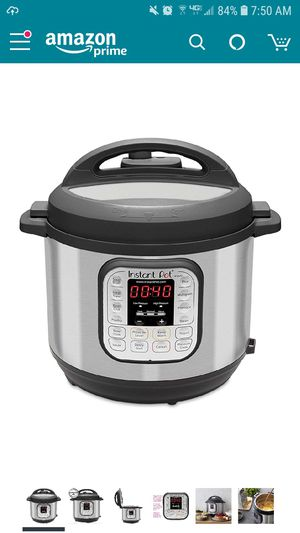 Instant Pot Duo 80 for Sale in Puyallup, WA