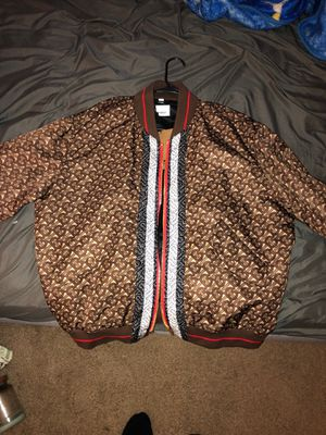 Burberry Bomber Jacket for Sale in Mill Creek, WA