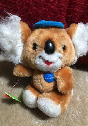 "6"" Dodger koala bear stuffed animal $4.00 for Sale in Menifee, CA"