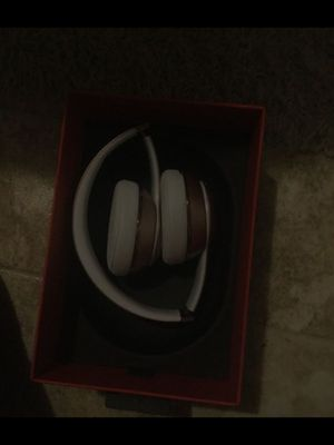 Beats Solo 3 Wireless Headphones for Sale in Garrison, MD