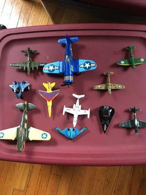 Metal Airplane Toys for Sale in Alexandria, VA