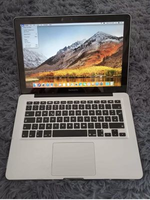 I don't accept Paypal or Cash App, Read first only offer up payment accepted or cash Apple laptops MacBook Pro 13inch 2011, Core i5 2.4ghz 8gb 500gb for Sale in Bangor, ME
