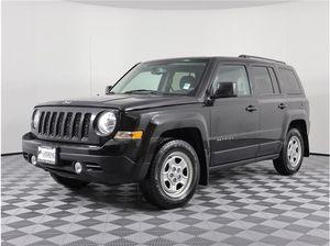 2016 Jeep Patriot for Sale in Burien, WA