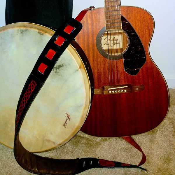 Fender, Tim Armstrong Hellcat Acoustic-Electric
