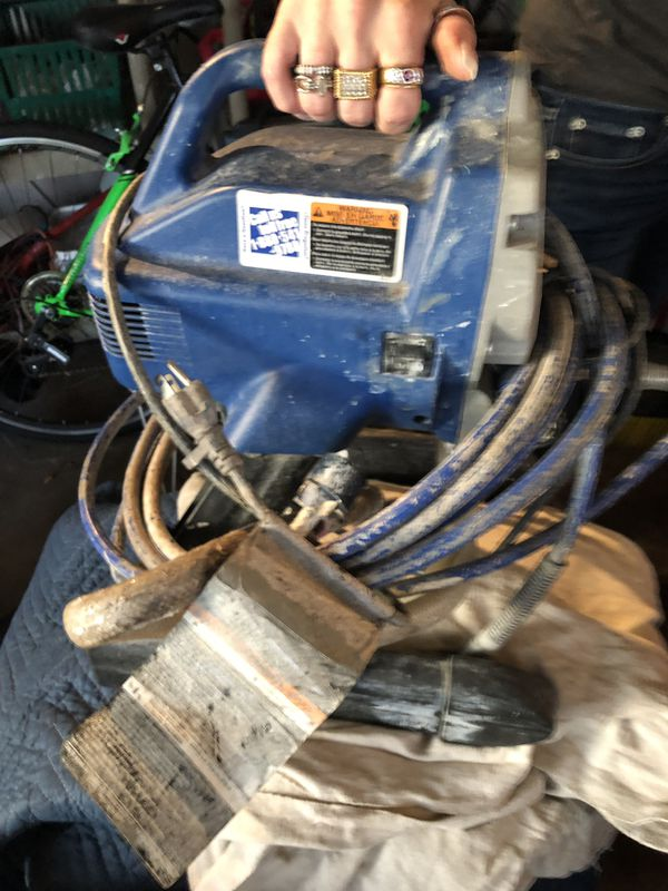 milwaukee power tools, saw , new paint gun, and more