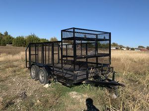 Utility trailer GREAT CONDITION for Sale in Farmersville, TX