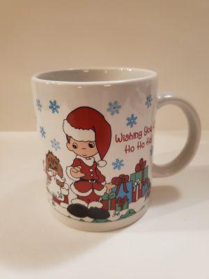 Mug Christmas Holiday Precious Moments -tea coffee hot chocolate for Sale in Arlington Heights, IL