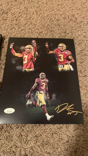 Derwin James autographed 8x10 for Sale in Fresno, CA