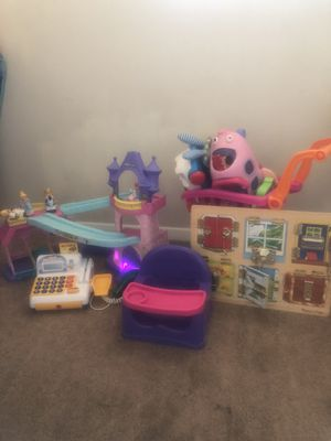 Toddler Girl Toys for Sale in Beltsville, MD