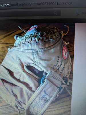 Nokona Softball Glove for Sale in Freedom, PA