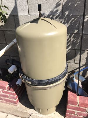 Swimming pool filter for Sale in Ontario, CA