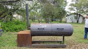 Reverse smoker for Sale in Buffalo Gap, TX