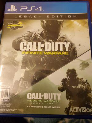Call of Duty: Infinite Warfare PS4 for Sale in Seattle, WA