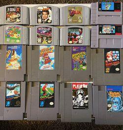 Nintendo Games for Sale in Covina,  CA