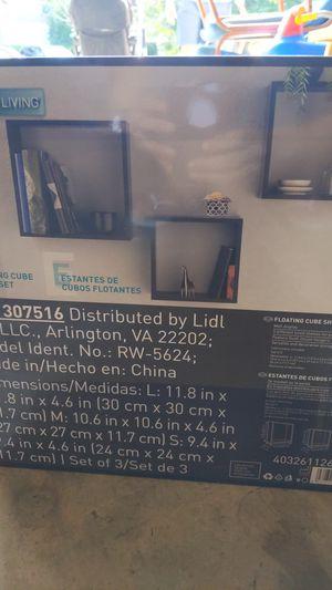 Floating wall shelves for Sale in Ashburn, VA