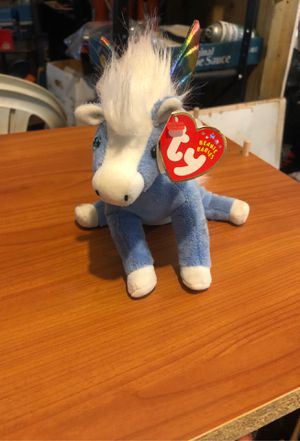 Born 2001 Pegasus Beanie Baby for Sale in Overland, MO