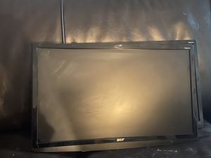 """24"""" acer computer monitor for Sale in Oakland, CA"""