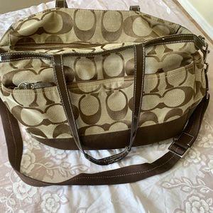 Coach Diaper Bag for Sale in Port St. Lucie, FL