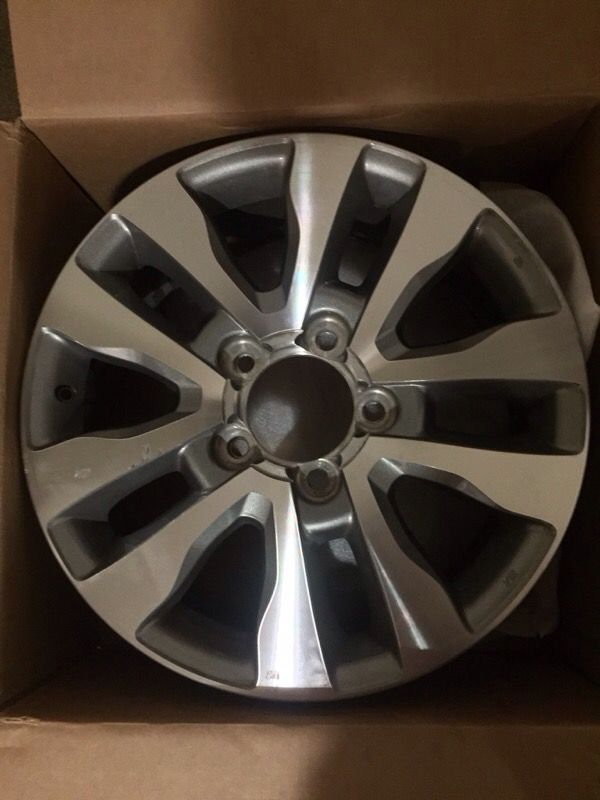 Tundra 2015 limited 20inch