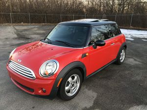 2010 Mini Cooper Hatchback Manual 6-speed for Sale in Crestwood, IL