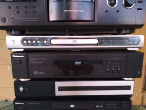 8 DVD Players are 150$ Cant Beat it for Sale in Haines City, FL