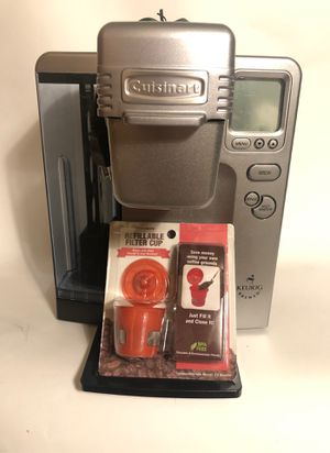 Great condition Cuisinart Keurig for Sale in Las Vegas, NV