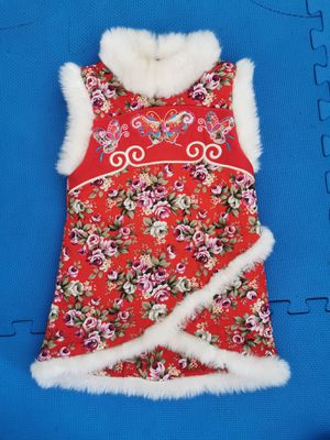Chinese Doll Pure Cotton Vest/Costume for Sale in San Jose, CA