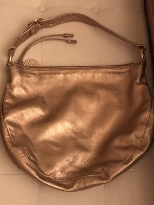 Rose Gold Coach Purse for Sale in Albuquerque, NM