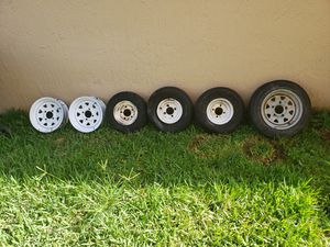 Trailer Rims for Sale in Miramar, FL