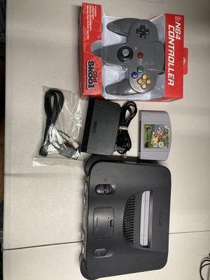 Nintendo 64 super Mario 64 for Sale in Coral Gables, FL