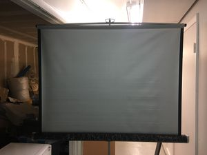 Da Lite screen with stand for Sale in Lighthouse Point, FL