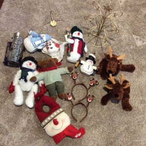 Christmas Decoration Assortment for Sale in Bonney Lake, WA