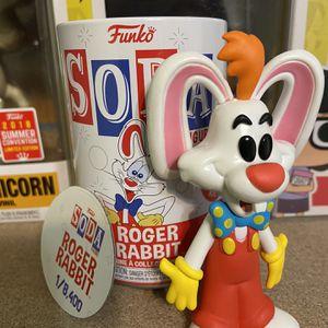 Funko pop soda roger rabbit common for Sale in Chula Vista, CA