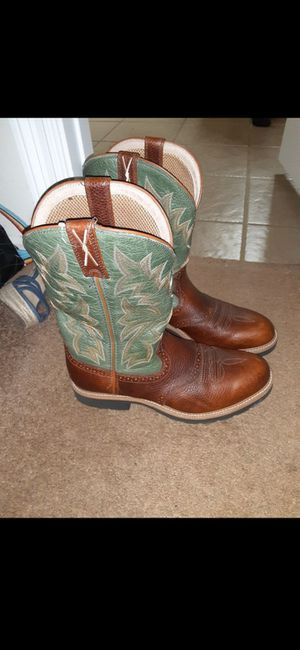 brand new steel toe work boots for Sale in Sorrento, LA