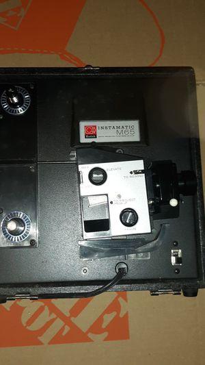 Kodak instamatic M65 8mm projector for Sale in Hicksville, NY