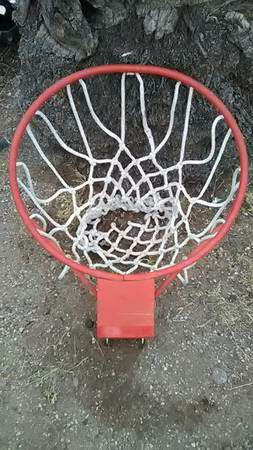 Carnival/Fair Trick Basketball Hoop w/Net. L@@K!!! for Sale in Mesa, AZ