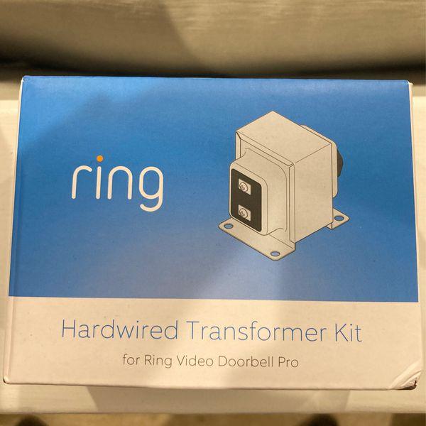 Ring Video Doorbell Pro W/ Transformer!