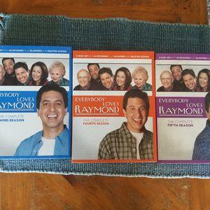 Everybody Loves Raymond Seasons 3, 4 and 5 for Sale in Phoenix, AZ