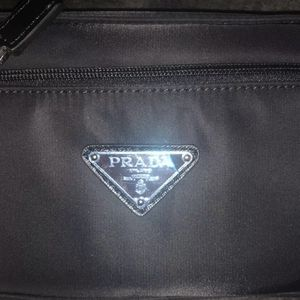 Prada Nylon Black Belt Bag for Sale in Washington, DC