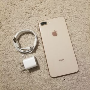 IPhone 8 Plus unlocked usable any company SIM card for Sale in Lorton, VA