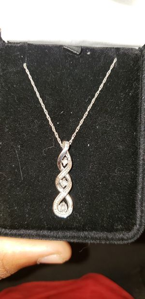 18 inch Sterling Silver Chain for Sale in Los Angeles, CA