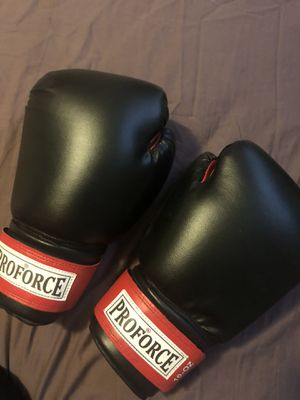 Proforce boxing gloves for Sale in Miami, FL