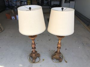 Sarreid lamps for Sale in Georgetown, TX